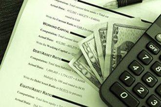 Расчет капитала на бумаге