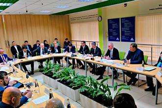 Заседание комитета по инвестициям